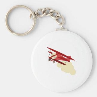 Bi-Plane Keychain
