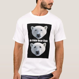 Bi Polar Bear Club t-shirt