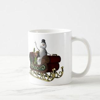 Bi-Polar Holiday Mug