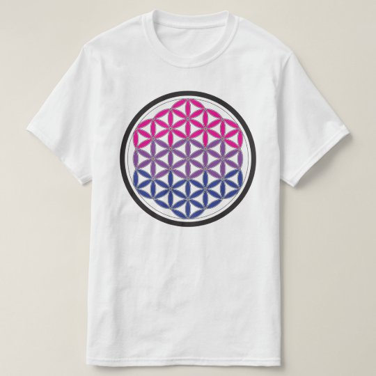 bi sacred geometry T-Shirt