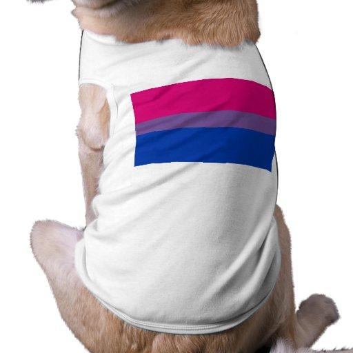 Bi-Sexual Pride Flag Pet Clothes