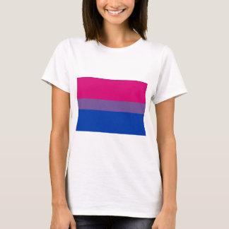 Bi-Sexual Pride Flag T-Shirt