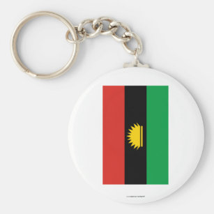 Biafra gifts gift ideas zazzle uk biafra flag 1967 1970 key ring thecheapjerseys Images