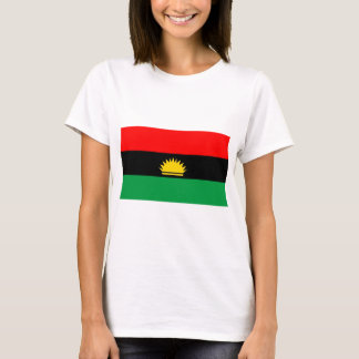 Biafra republic minority people ethnic flag T-Shirt