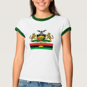 Nigeria coat of arms gifts gift ideas zazzle uk biafran coat of arms and flag t shirt thecheapjerseys Images