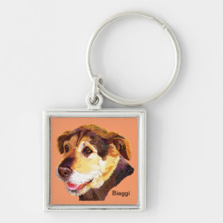 Biaggi Fences For Fido Key Chain
