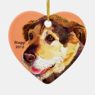Biaggi Fences For Fido Ornament