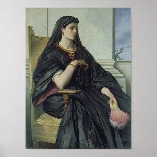 Bianca Capello, 1864/68 Poster