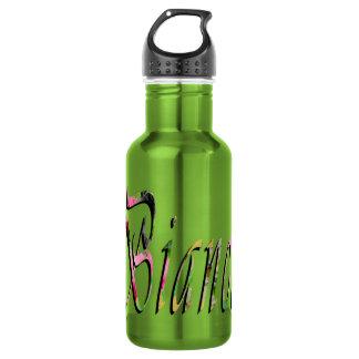 Bianca, Name, Logo, Girls Reusable Water Bottle. 532 Ml Water Bottle