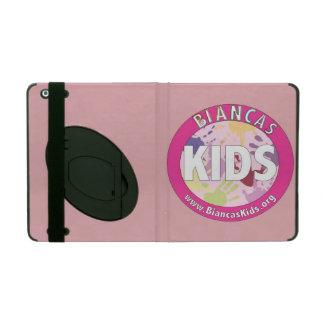 Bianca's Kids IPad Hard Cover Case with Kickstand iPad Folio Cover