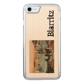 BIARRITZ - Régates au Port Vieux Carved iPhone 7 Case