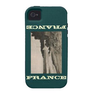 BIARRITZ - Rocher de la Virge France 1920 Vibe iPhone 4 Cases