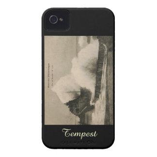 Biarritz Ruse de Marée Tempest 1920 iPhone4 Case