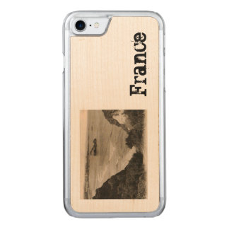 Biarritz seaside france replica 1910 carved iPhone 8/7 case