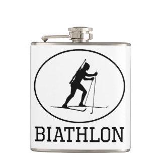 Biathlon Hip Flasks