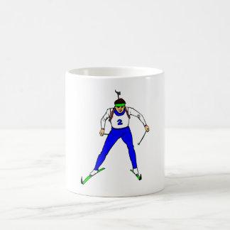 Biathlon Coffee Mug