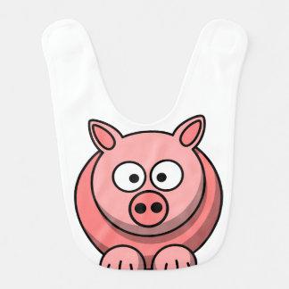 Bib baby Pig