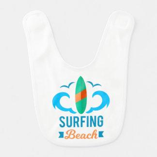 Bib Baby Surfing