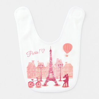 Bib Paris Baby