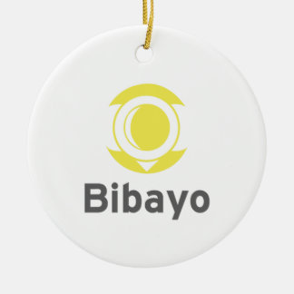 Bibayo Logo Christmas Ornament