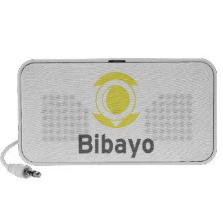 Bibayo Logo Notebook Speakers