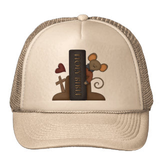 Bible and Mouse Cap