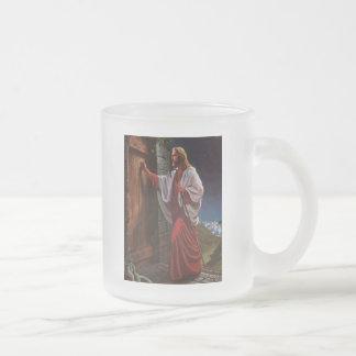 bible faith Jesus Christ vintage old painting Mug