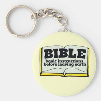 Bible Keychains