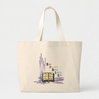 BIBLE LARGE TOTE BAG