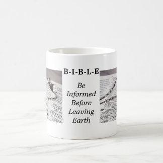 BIBLE MAGIC MUG