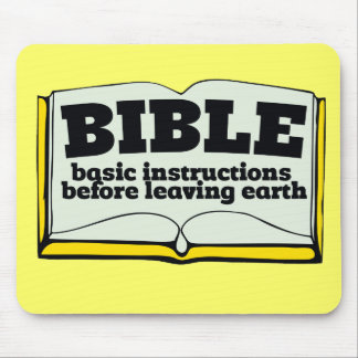 Bible Mouse Pads