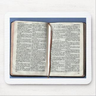 Bible pad mouse mat