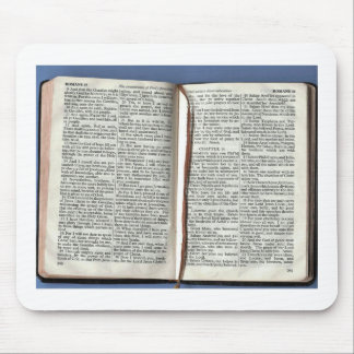 Bible pad mouse pad