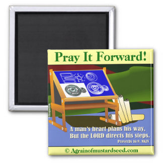 Bible Quotes Inspirational Fridge Magnets