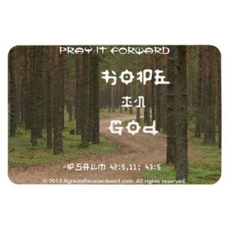 Bible Quotes Inspirational Magnets