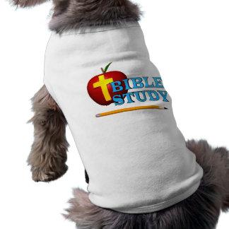 Bible School Teacher Sleeveless Dog Shirt