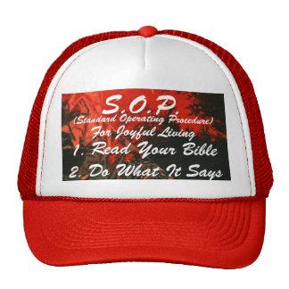Bible SOP Hat