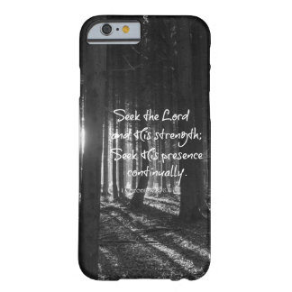 Bible Verse Barely There iPhone 6 Case
