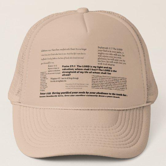Bible Verse Cap