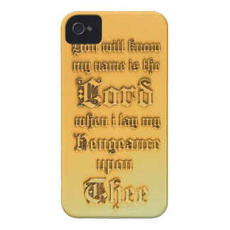 Bible Verse iPhone 4 Covers