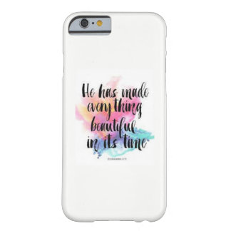 Bible Verse iPhone 6/6s case