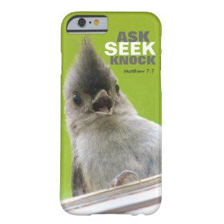 Bible Verse iPhone 6 case: Matthew 7: