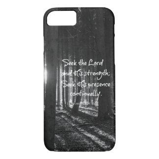 Bible Verse iPhone 7 Case