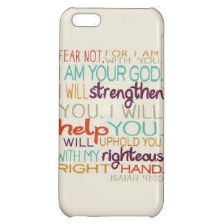 Bible verse iphone case cover for iPhone 5C