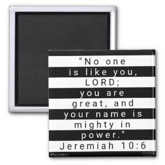 Bible Verse Magnet - Jeremiah