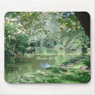 Bible Verse Mouse Pad