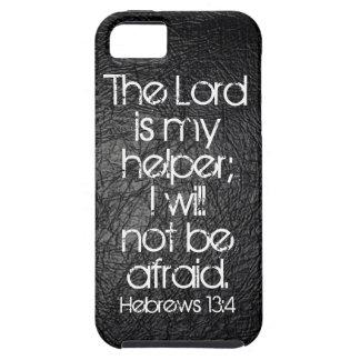bible verse reminder Hebrews 13:4 iPhone 5 Cover