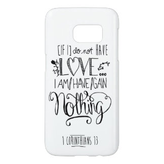 Bible Verse Samsung Phone Case