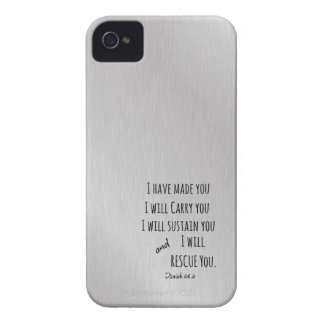Bible Verse Scripture Case-Mate iPhone 4 Cases