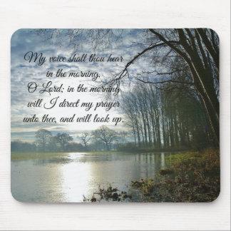 Bible Verse Scripture Prayer Mouse Mat